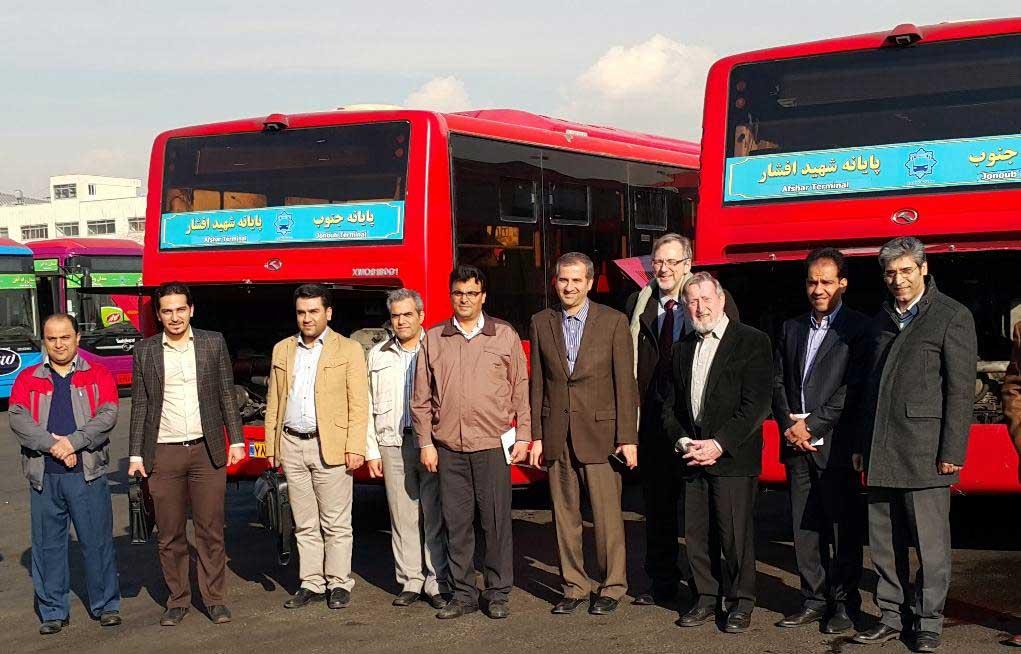 Tehran-project-members
